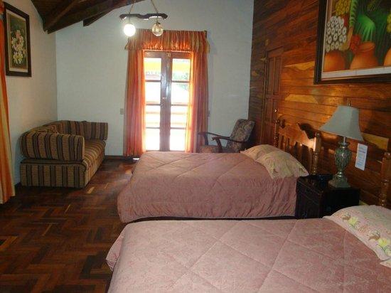 Hotel Santa Lucia Resort : El dormitorio principal