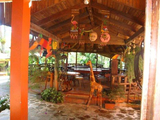 Hotel Santa Lucia Resort : El restaurante