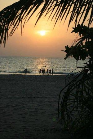 Sunny Paradise Resort: wenn die Sonne unter geht
