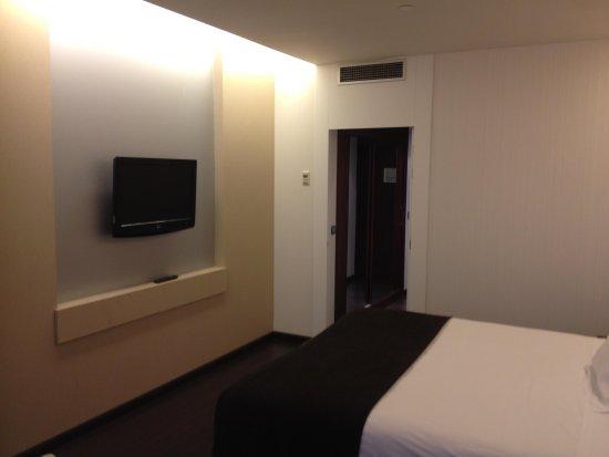 Hotel Diagonal Plaza: la chambre