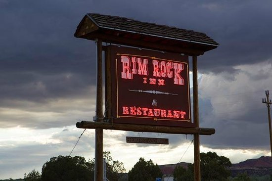 The Rim Rock Inn : Rim Rock Inn