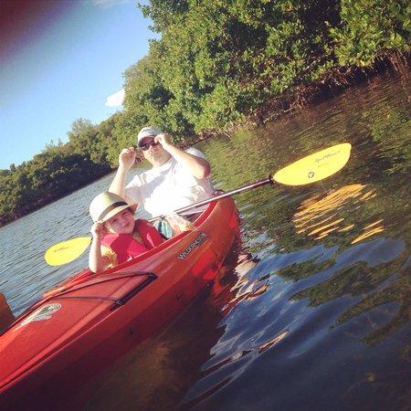 Almost Heaven Kayak Adventures: Winter & Joe