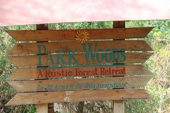 Park Woods Shoghi: Park Woods Entrance