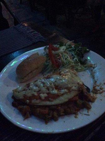 Tea Time Bamboostan Cafe: tacos! wow