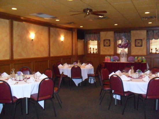 Juliano's Banquets, Catering & Restaurant : Banquet Room