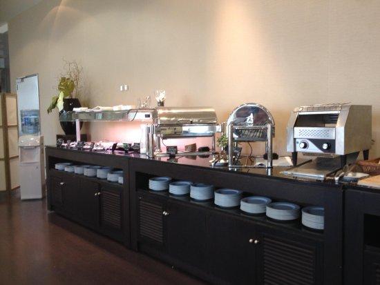 Hotel Diagonal Plaza: buffet du petit-déjeuner