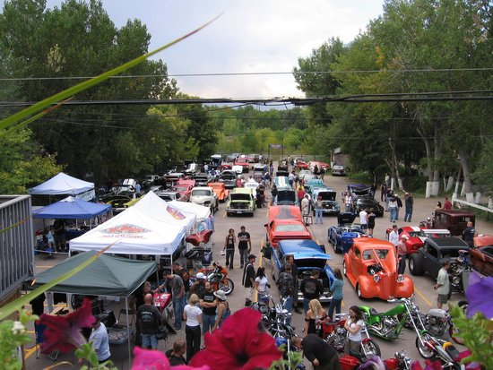 Platte River Bar And Grill Car Show