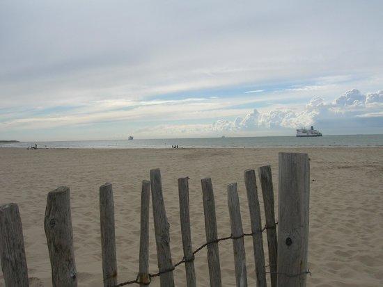 Calais Beach: panorama stupendo
