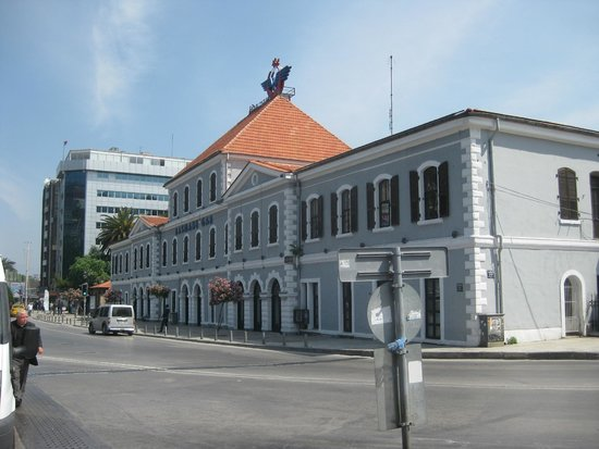 Hotel Baylan: Basmane Station