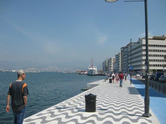 Hotel Baylan: Promenade