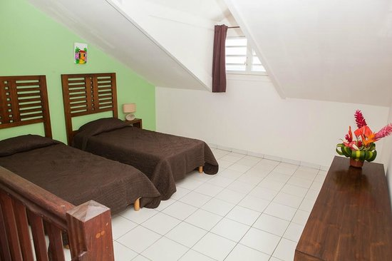 Hôtel Corail Residence: Appartement chambre 2