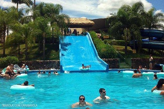 Aguas de Sao Pedro, SP: Piscinas!
