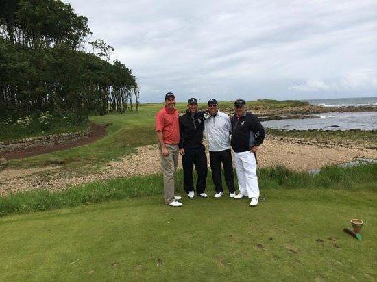 Kingsbarns Golf Links: 15th Hole par 3