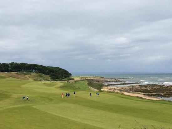 Kingsbarns Golf Links: 12th Hole par 5