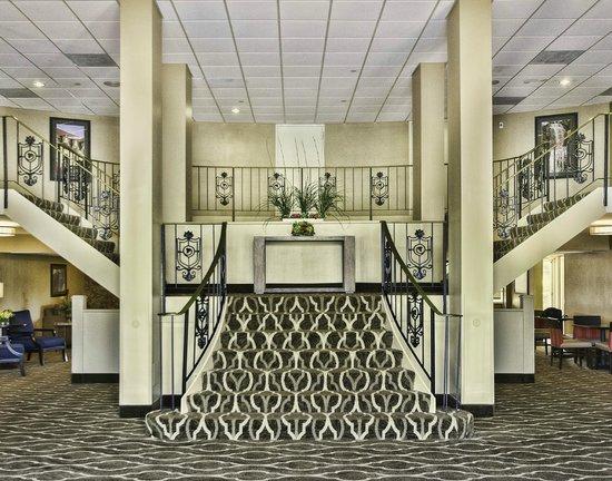 Comfort Inn Westport: Lobby Foyer