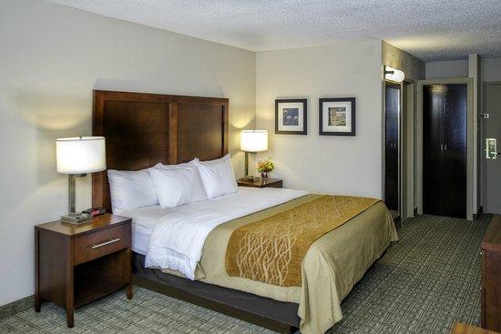 Comfort Inn St Louis - Westport: King Room