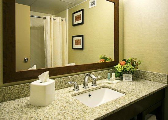 Comfort Inn St Louis - Westport: Bathroom