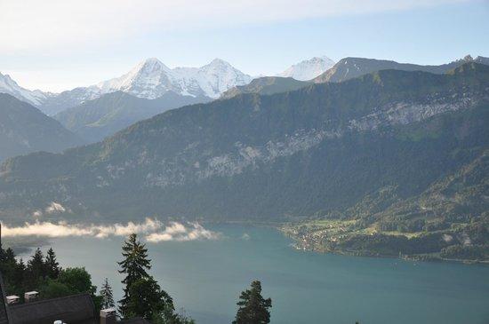 Dorint Blümlisalp Beatenberg/Interlaken: vistas desde la habitación