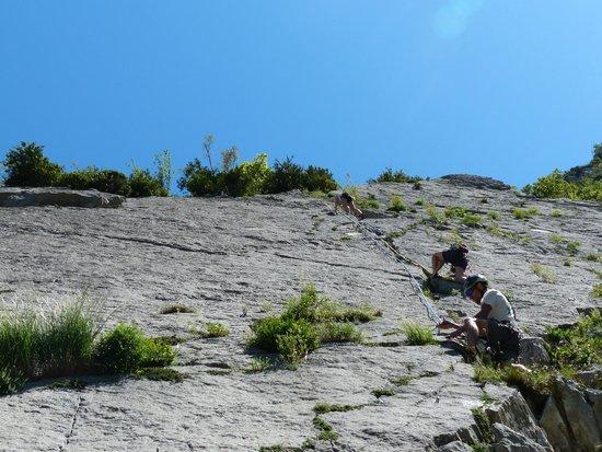 Gaia Aventure: initiation aux grandes voies