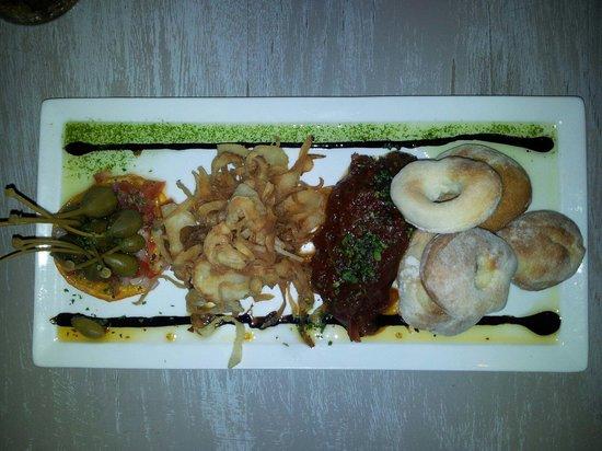 Duo Restaurant & Bar : Antipasto