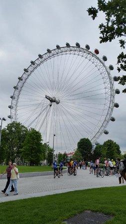 Park Plaza Sherlock Holmes London: The London Eye