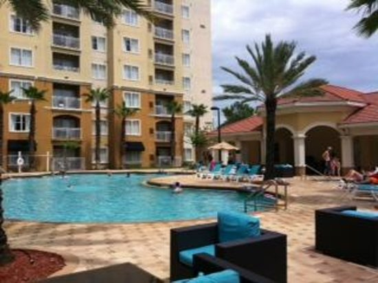 The Point Orlando Resort: Our 1st day at the Cabana Pool Bar