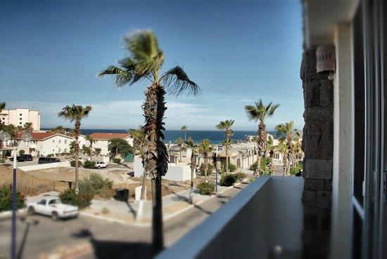Marisol Boutique Hotel : Vista/ Balcon standard