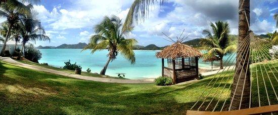 Cocobay Resort: Our ceremony location - so dreamy!