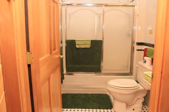 Belleayre Lodge: 5A Bathroom