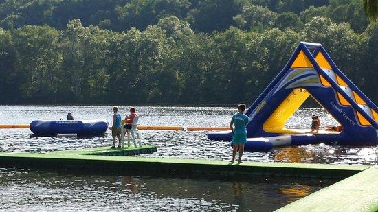 Club Getaway: lake