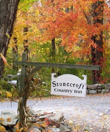 Stonecroft Country Inn : The entrance