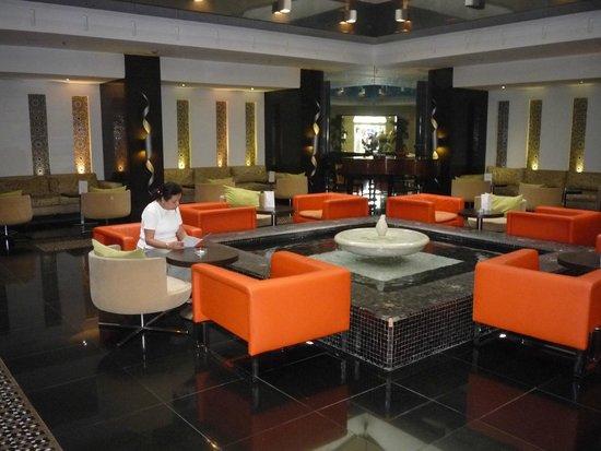 Golden Tulip Farah Rabat: The Lounge for informal meetings