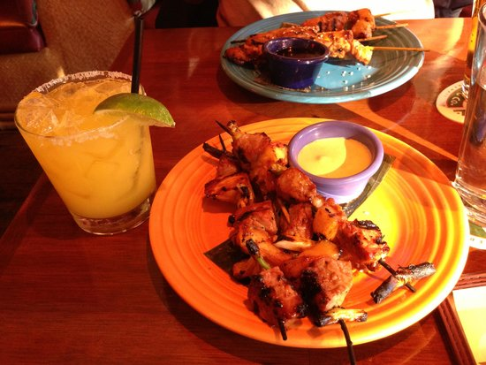 Hula's Island Grill : appetizer sticks
