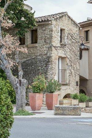Moulin de Lourmarin : Extérieur de l'hôtel