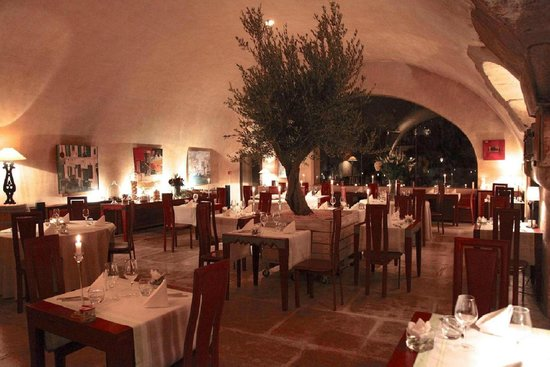 Moulin de Lourmarin : Restaurant