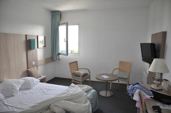 Atlanthal : la chambre
