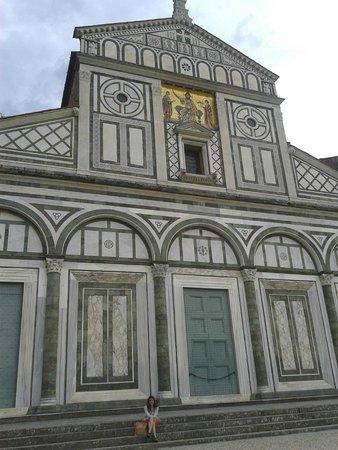 Basilica San Miniato al Monte : San Miniato al Monte