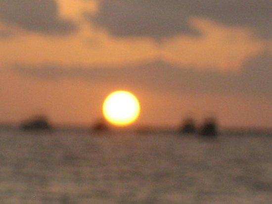 Natura Park Beach - EcoResort & Spa: dawn