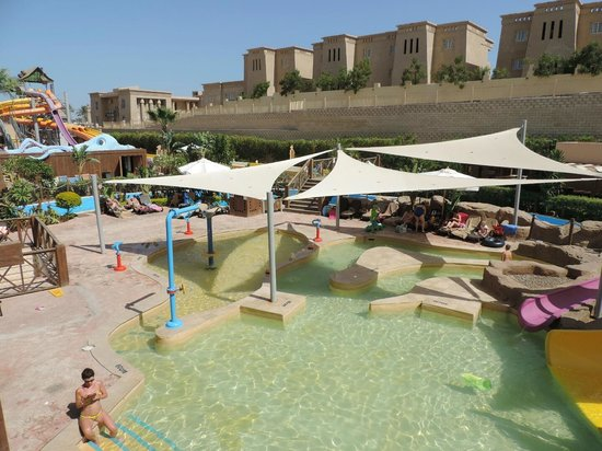 Coral Sea Aqua Club Resort: Kids Pool