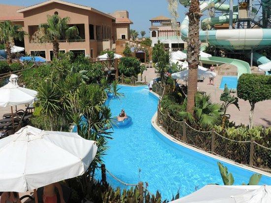 Coral Sea Aqua Club Resort: Lazy River