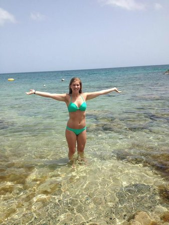 Tamarind Reef Resort, Spa & Marina: water was beautiful!