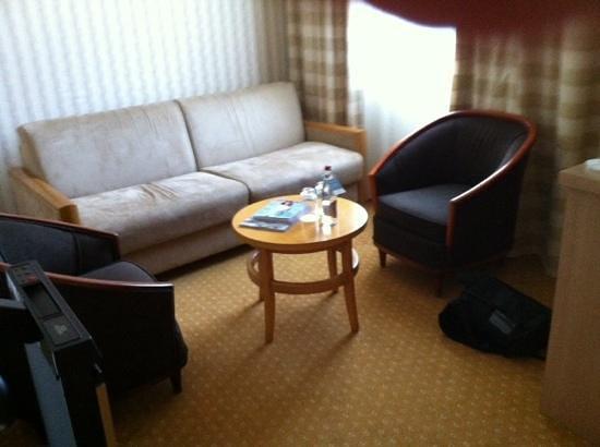 Mercure Rouen Champ de Mars Hotel: salon