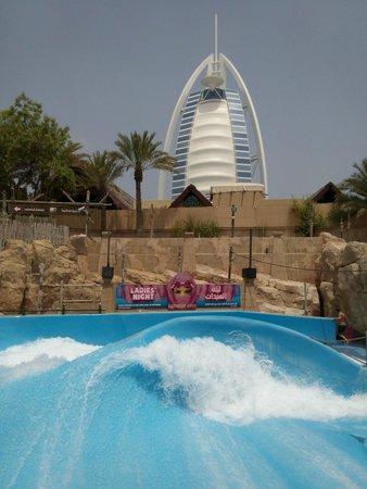 ibis Dubai Al Barsha Hotel: аквапарк Wild Wadi