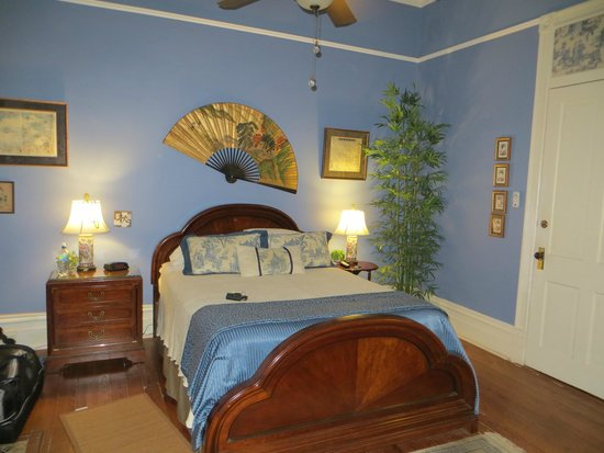 "Five Continents Bed and Breakfast: Chambre ""ASIE"""