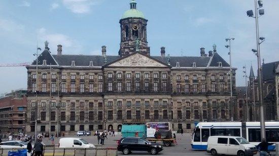 SANDEMANs NEW Europe - Amsterdam : Dam