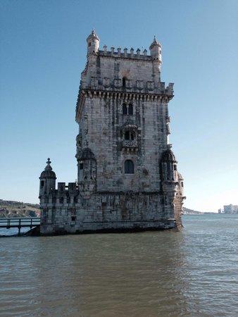 Torre de Belem: Torcik :-)