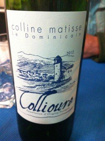 Côté Mer Côté Gers : Vin de Collioure