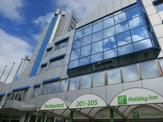 Grand City Hotel Berlin East Connected To Holiday Inn
