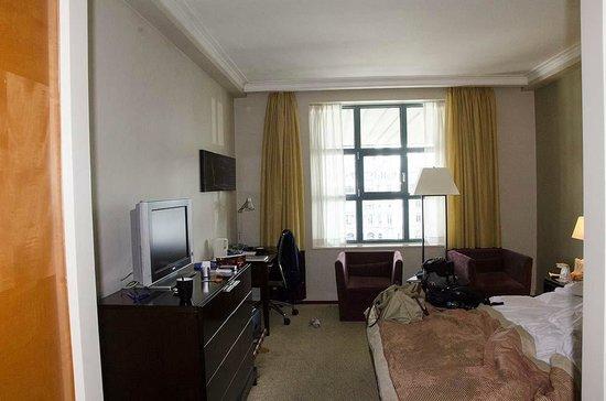 Radisson Blu Astrid Hotel, Antwerp: Room