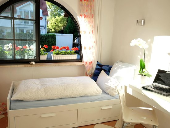 Villa Orchard : Room with a view
